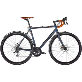 Ridley Bikes X-Bow Disc Allroad Sora, steel blue/black
